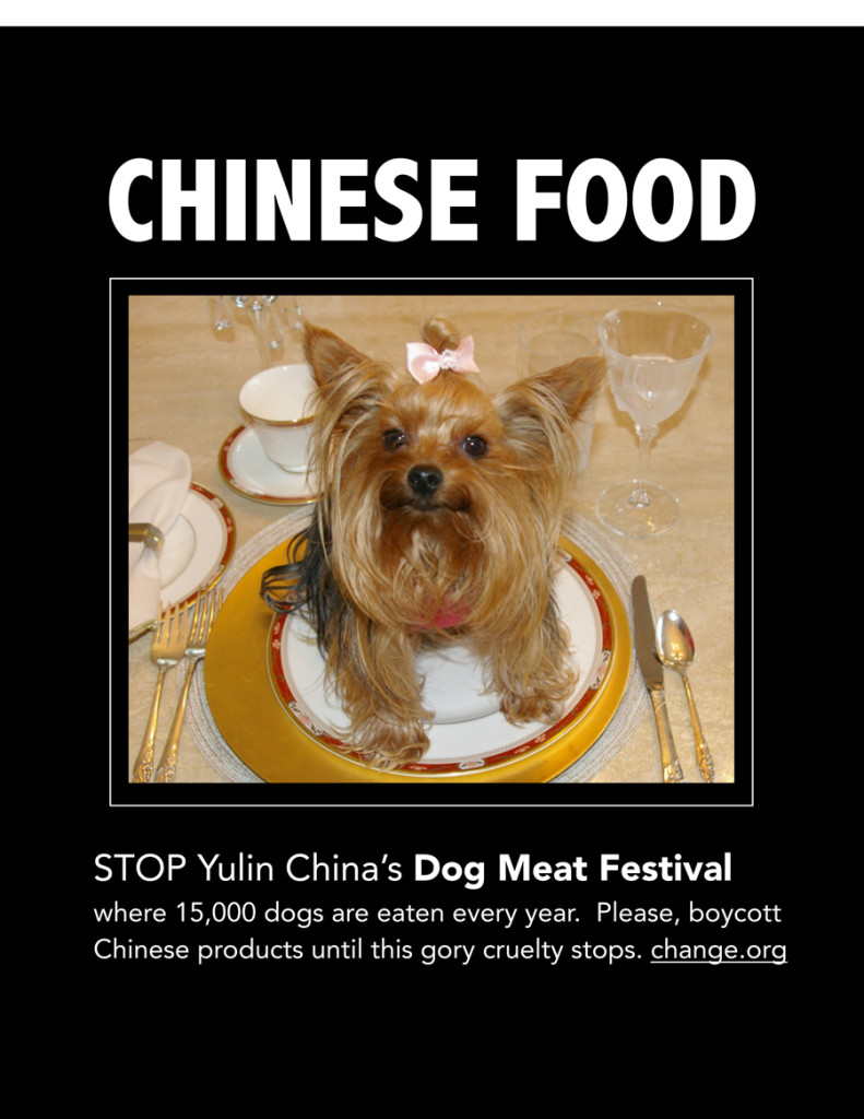 chinese food dogs