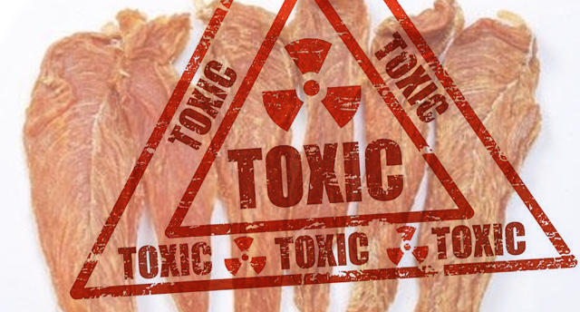 Here we go again – another jerky treat recall!