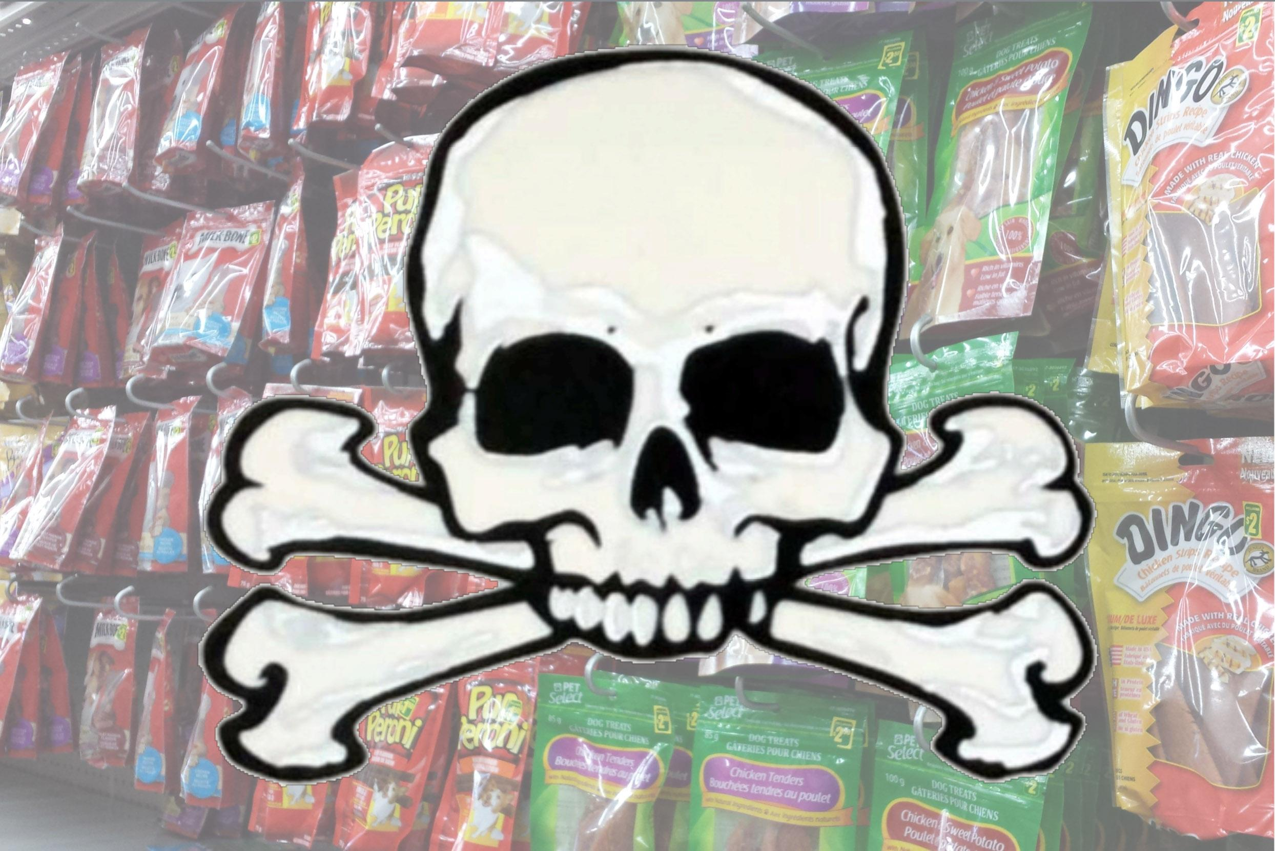 jerky treats have caused death
