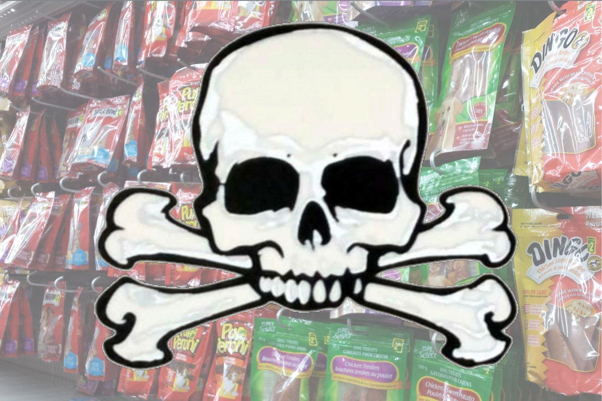 jerky treats can cause death