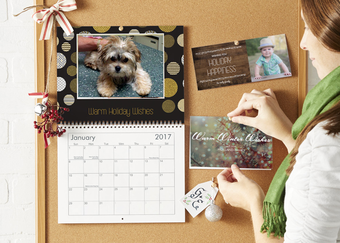 Make a Morkie calendar