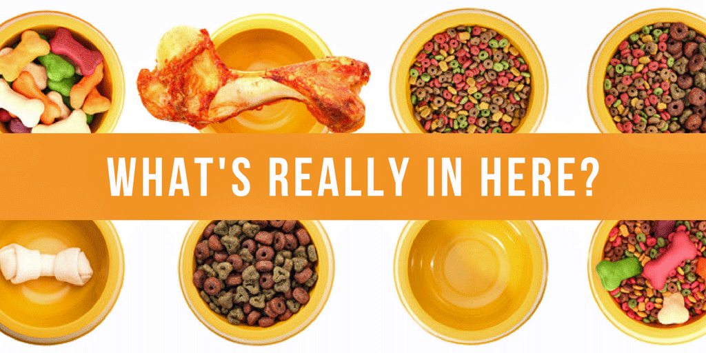 It's a dog's breakfast: trying to figure out what's in pet food