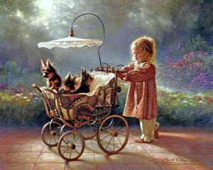 art by Greg Olsen
