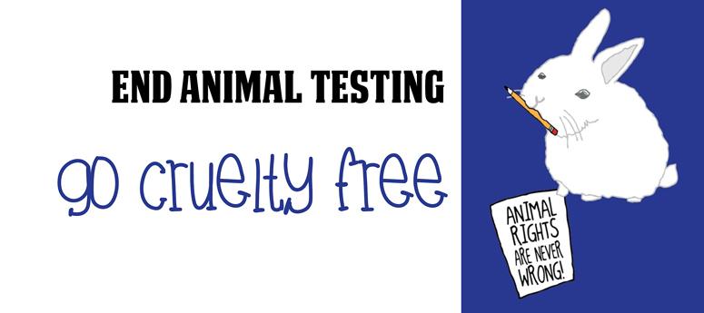 Go Cruelty Free – Why not!
