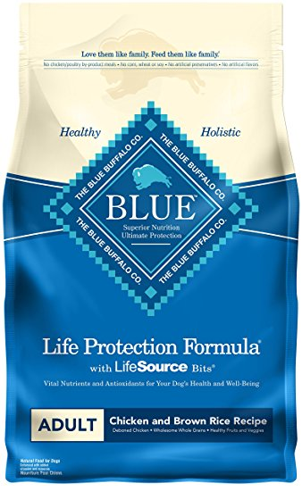 Blue Life Protection Formula Chicken & Brown Rice
