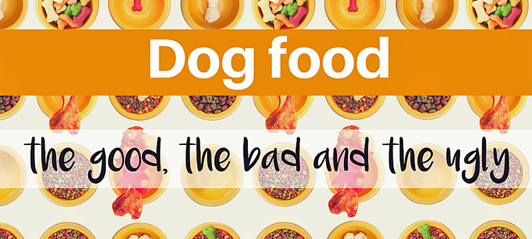 The worst kind of dog food