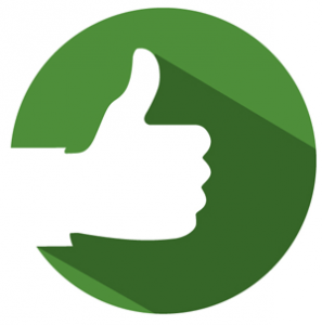 thumbs up symbol