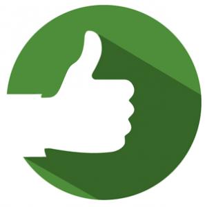 thumbs up symbol