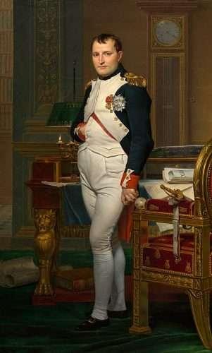 Portrait of Napoleon
