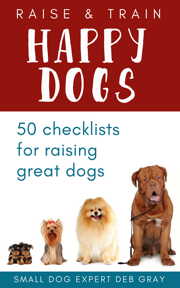 Dog care info to raise a happy healthy dog