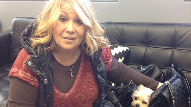 Jann Arden and her dog kicked off CN train in Canada
