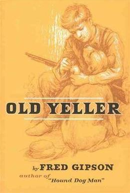 Books about dogs - Old Yeller