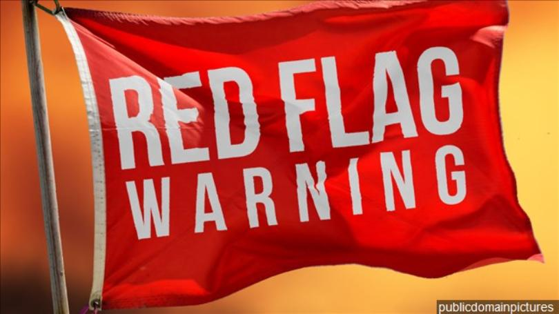 red flag warning about dog shampoos
