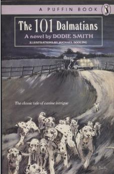 101 Dalmatians, by Dodie Smith.