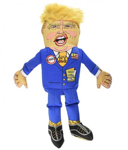 Donald Trump Dog Toy