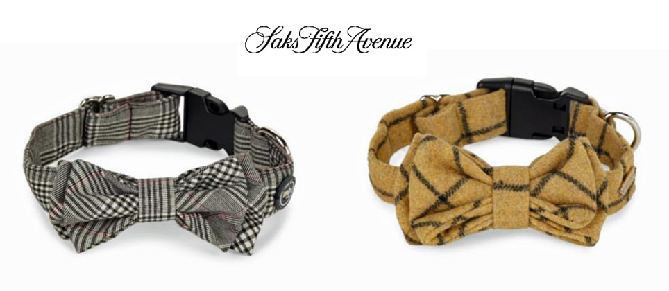 collars from Saks Fifth Avenue
