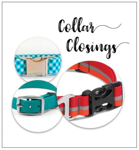 dog collar closings