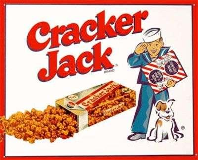 cracker jack dog called Bingo