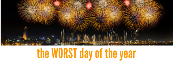 worst day of the year for dogs is fireworks day