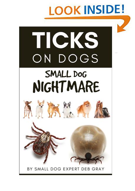 ticks on small dogs ebook