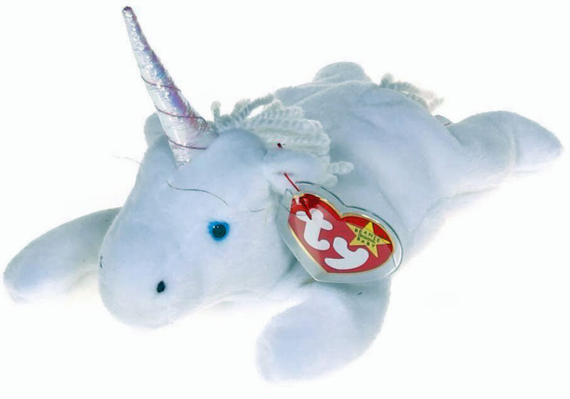 Mystic Baby Unicorn Ty Toy