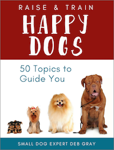 new book raise happy dogs