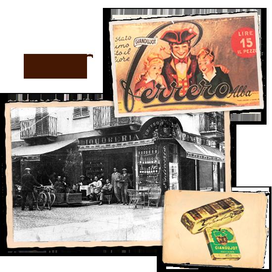 nutella history