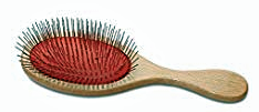 pin brush for dogs