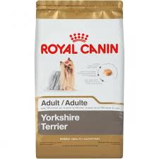 royal canine yorkie food - kibble
