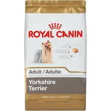 royal canine yorkie food - kibble