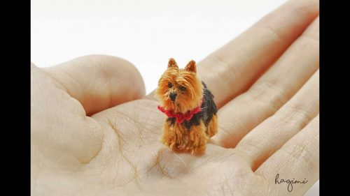 worlds smallest dog was a yorkie