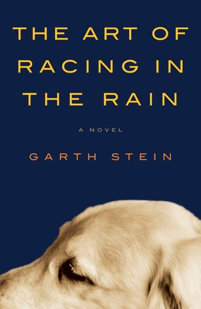 Books about dogs - Racing in the Rain by Garth Stein